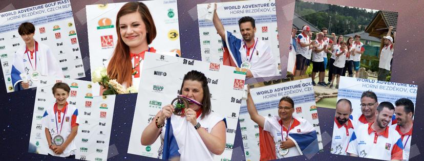 WAGM 2018 cesti medailiste